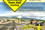 Central Maui pedestrian and bike plan