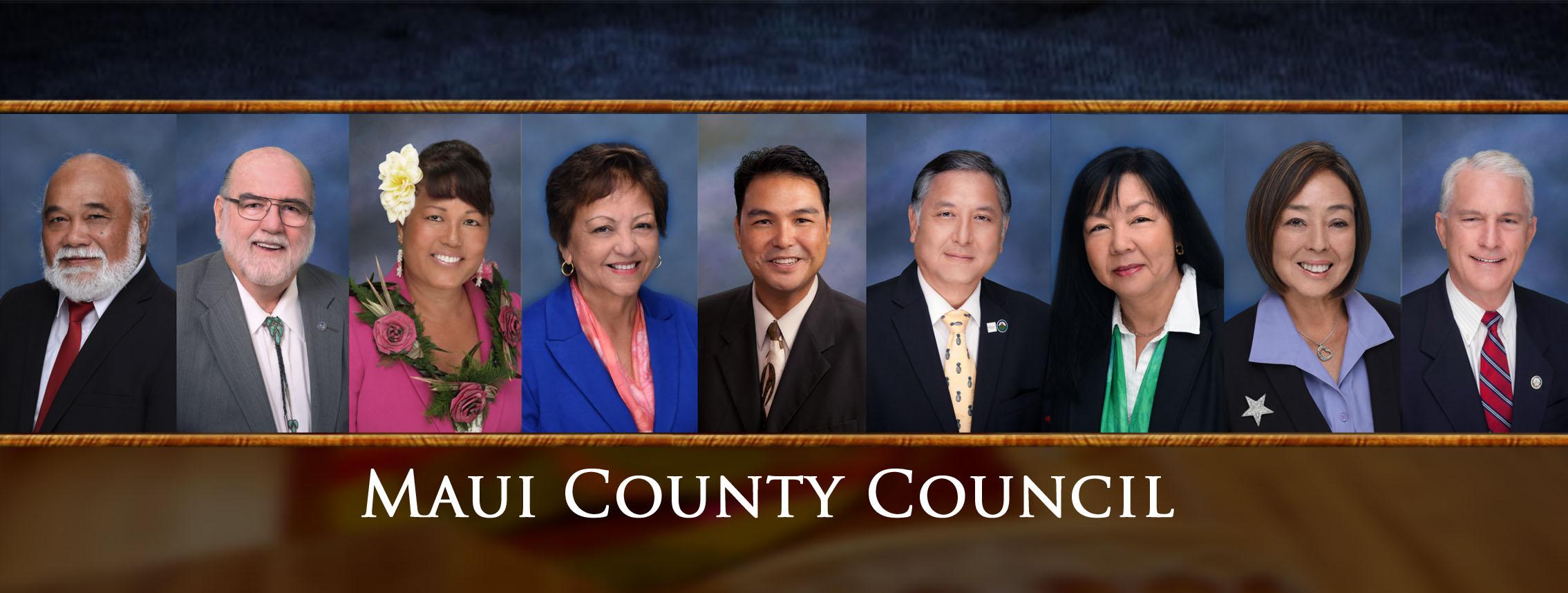 Maui County Council