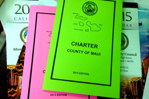 Maui County Charter