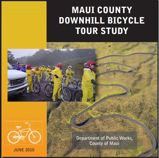 Bicycle Tour Study