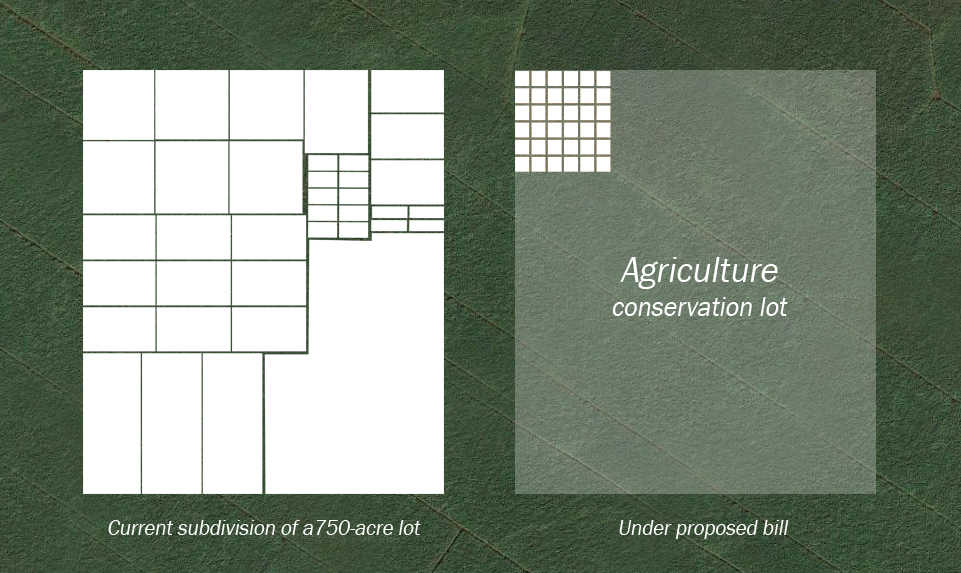 Ag conservation lots