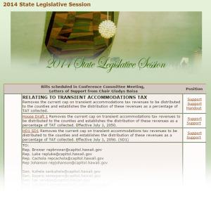 2014 State Legislature