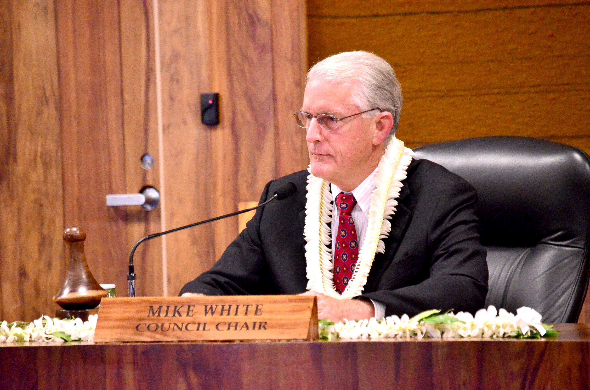 Councilmember Mike White