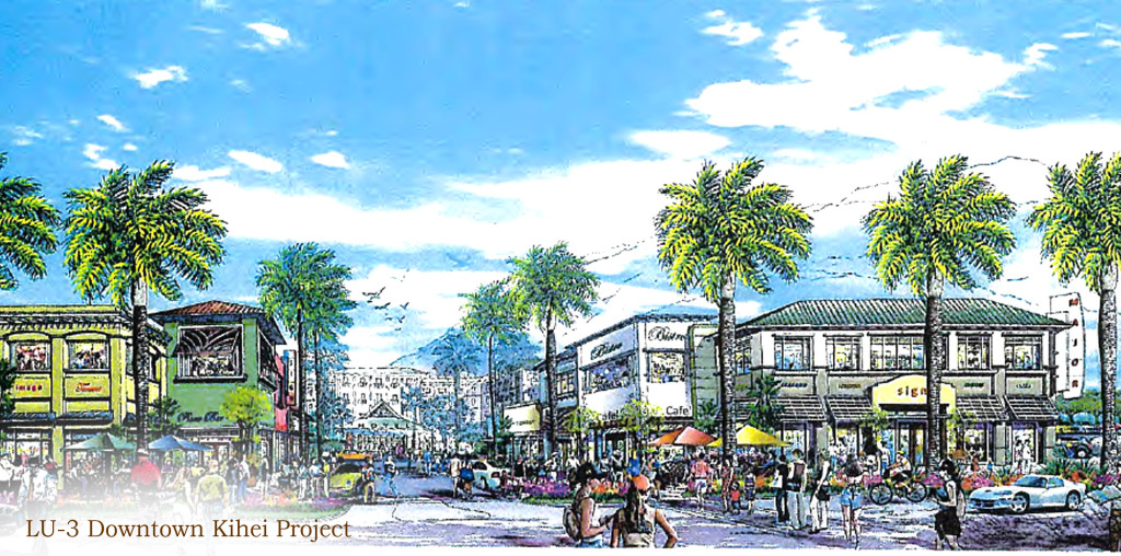 Downtown Kihei Project