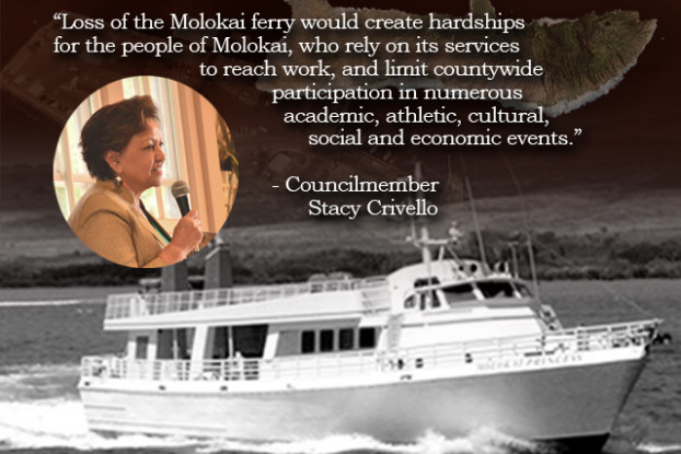 Molokai ferry