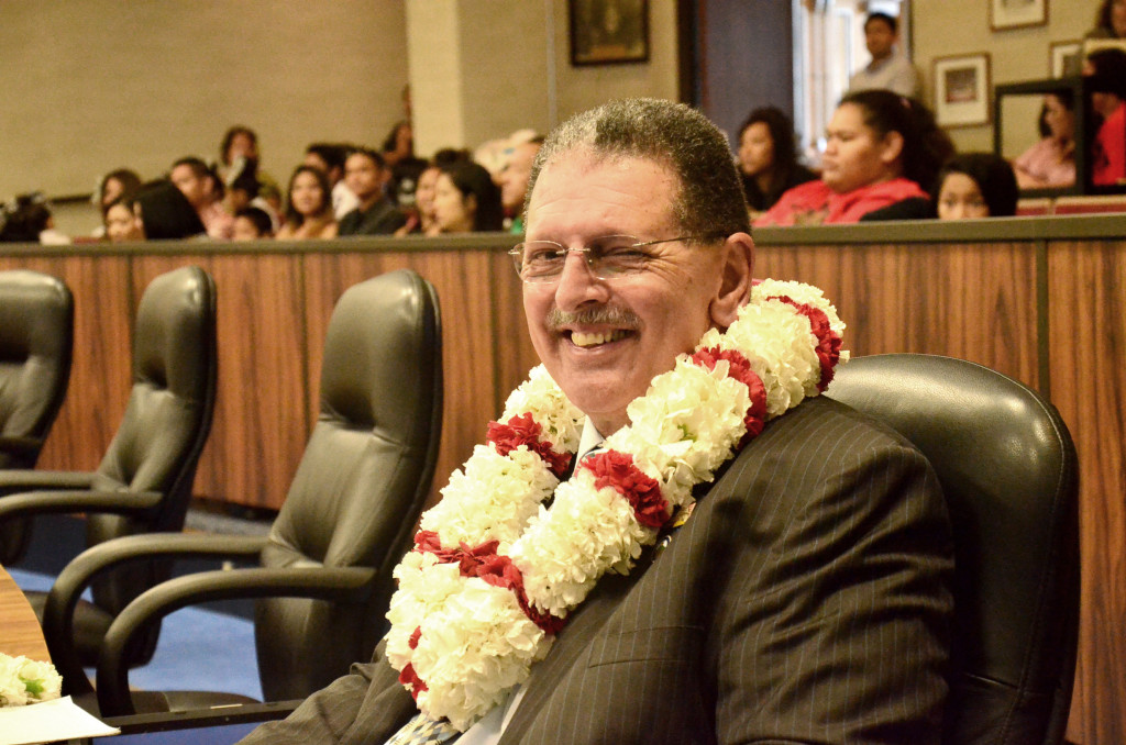 Councilmember Michael P. Victorino