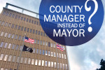County manager