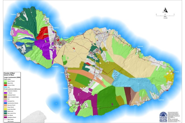 Maui Community Plan