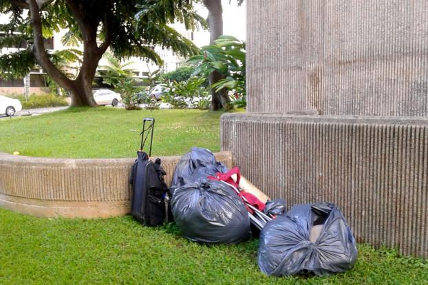 homeless in Wailuku