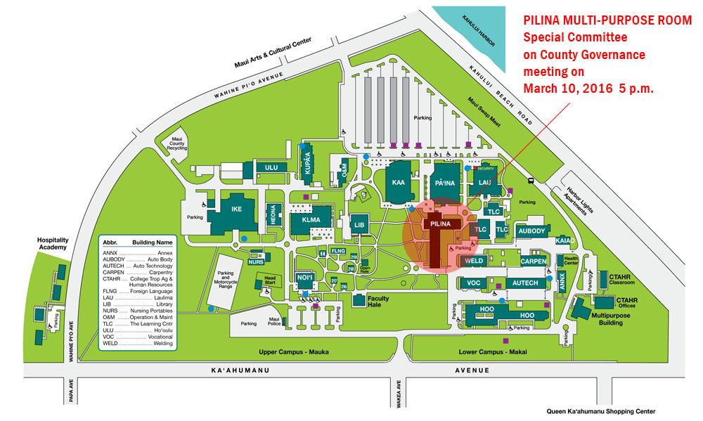 Pilina map