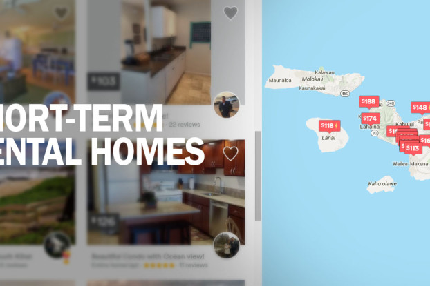 Short-term rental homes