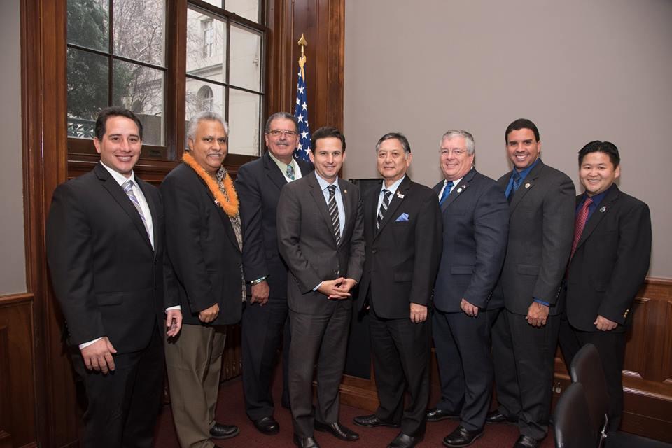 Photo from the Office of Senator Brian Schatz