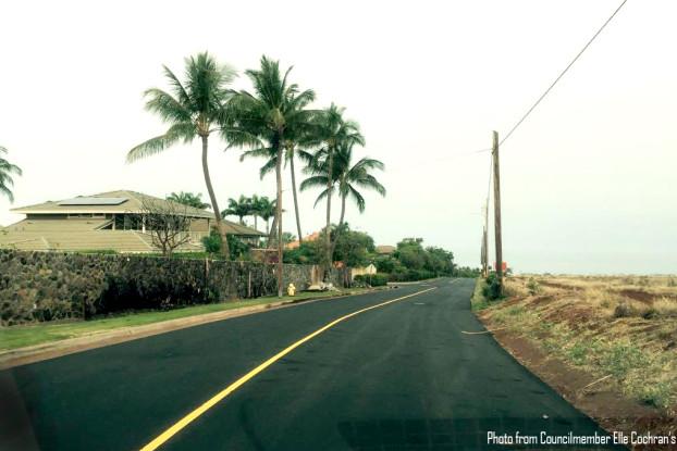 Puukolii Road