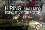 Maui MPO Executive Director