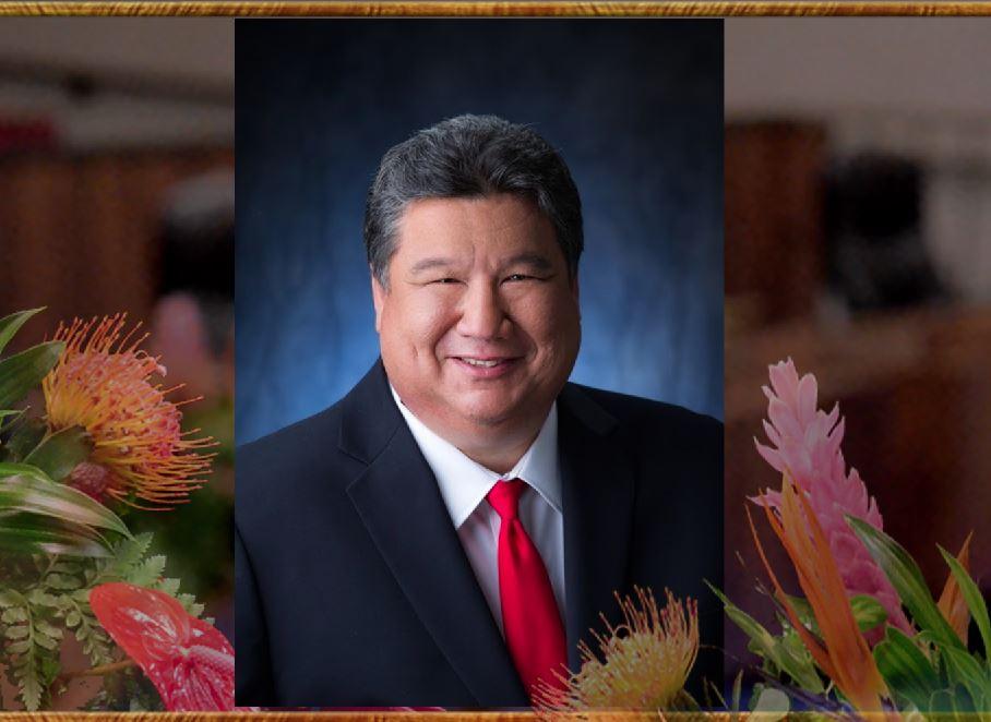 Senate President Kouchi