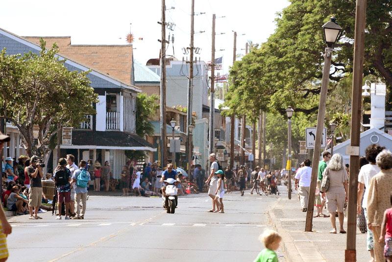 Front Street Lahaina