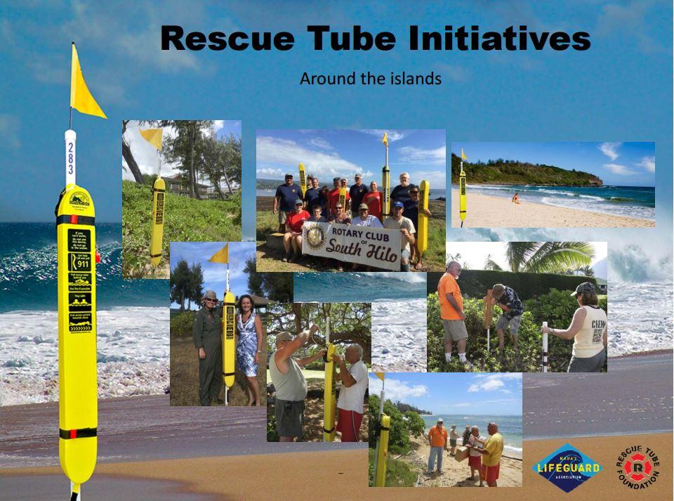 Rescue Tubes