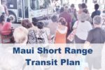 Short Range Transit Plan
